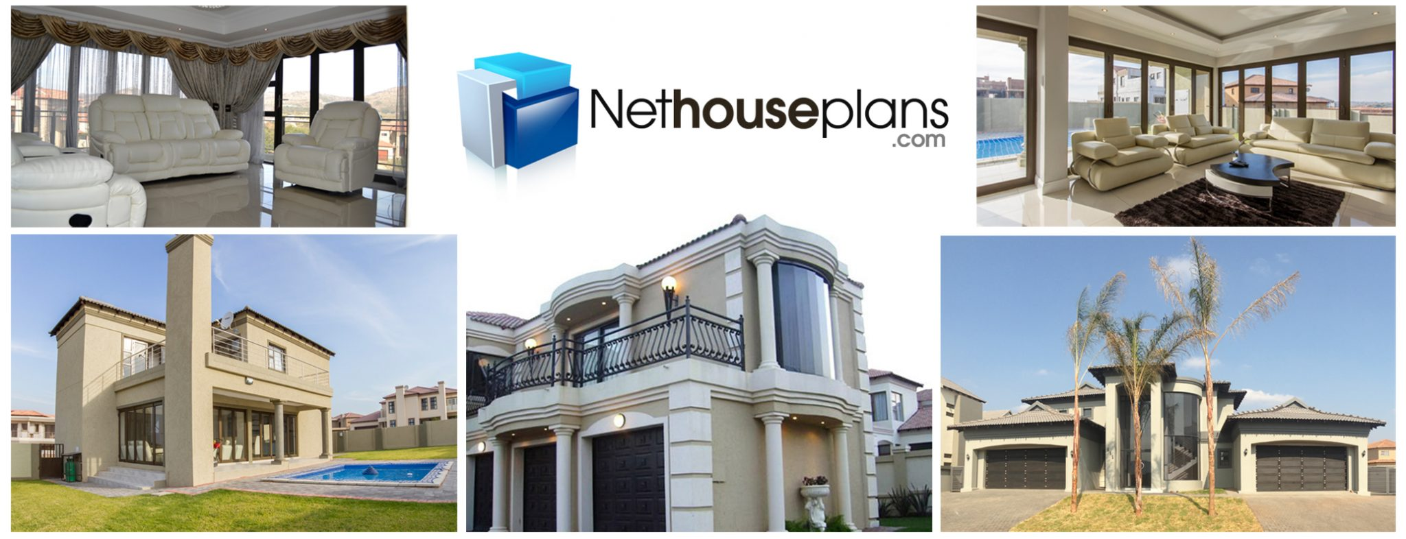 Tuscan architecture design style, nethouseplans signature designs