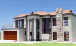 Double storey house plan, Modern 3 bedroom house plan, two story house plan