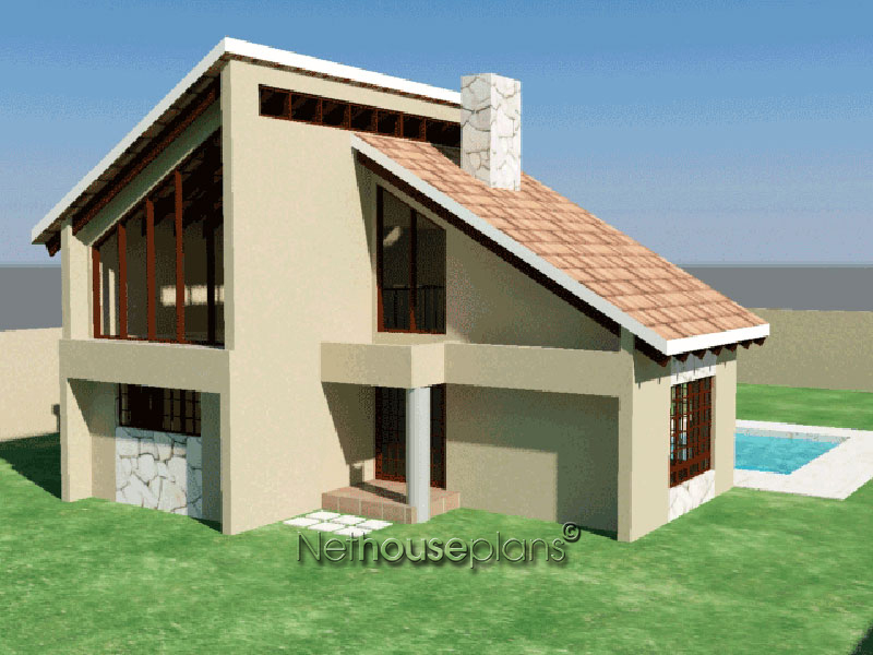 Traditional Style House Plan, 4 Bedroom, Double Storey Floor Plans, Cosy 3  Bedroom