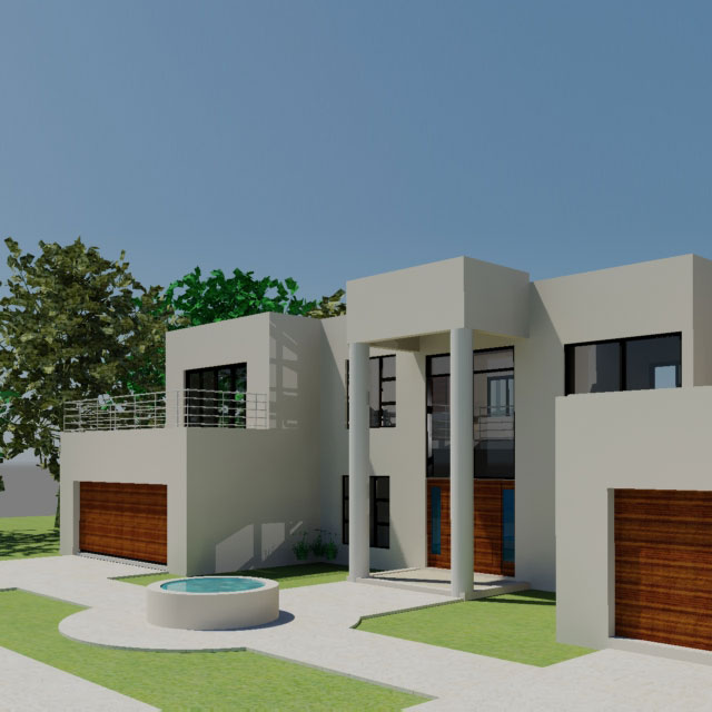 House Plans M425D By Nethouseplans.com