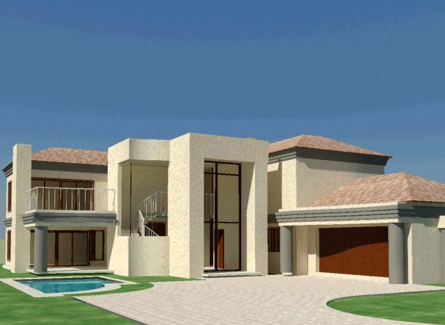 4 Bedroom House Plans South Africa | House Designs ...