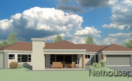 Modern tuscan style house plan, 4 bedroom , single storey floor plans, house plans, 5 bedroom home