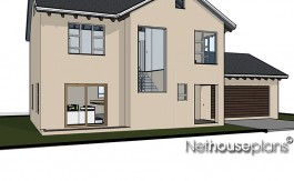 traditional 3 bedroom house plan, Net house plans south africa, Traditional style house plan, 3 bedroom , double storey floor plans, house plans