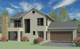 Traditional architecture style home, house plan, 3 bedroom , double storey floor plans, house plans