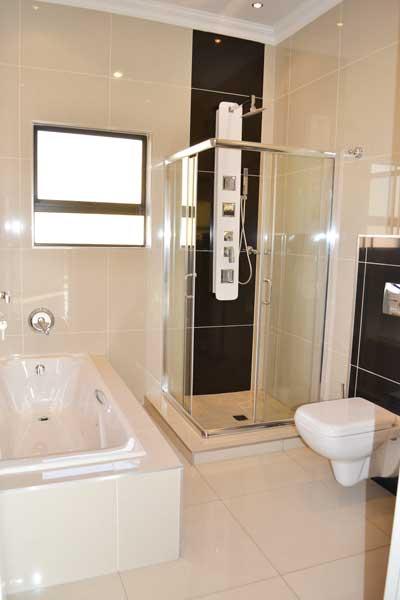 renovated bathroom, building plans, floor plans, shower, bath tub, toilet, floor tiles