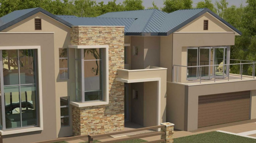 modern contemporary style, house plans, 4 bedroom, double storey floor plans, modern house, Nethouseplans architectural design, logo, house plans in South Africa, home designs, floor plans, house plans, ranch style home, contemporary architecture
