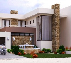 Modern style house plan, 4 bedroom, double storey floor plans, home design, Nethouseplans architectural design, logo, house plans in South Africa, home designs, floor plans, house plans, ranch style home, modern architecture style
