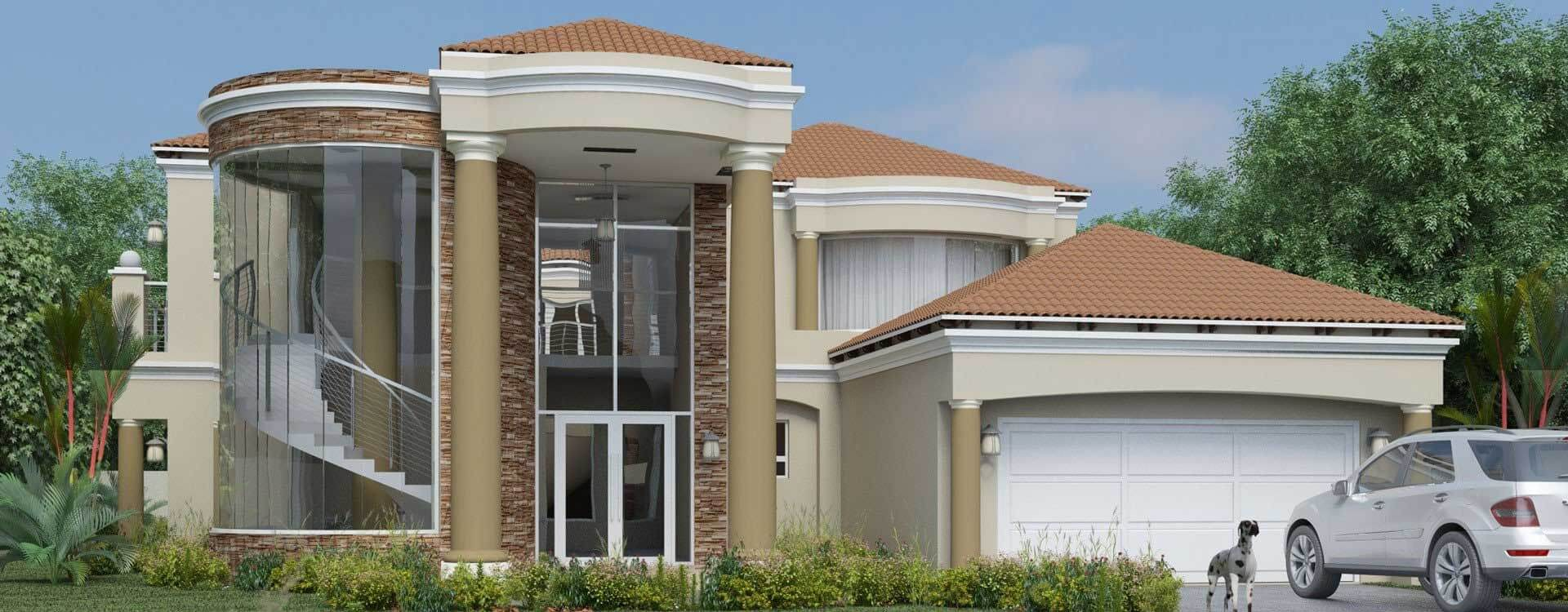 modern tuscan style house plans 4 bedroom double storey floor plans nethouseplans architectural