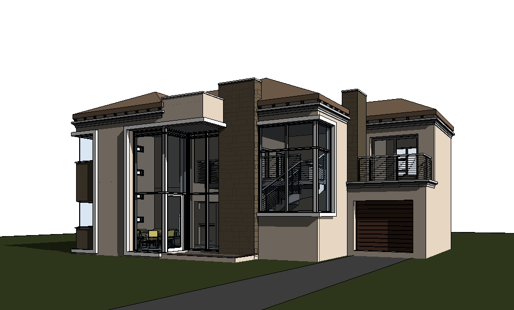 6 bedroom double storey house plans south africa for 6 bedroom double storey house plans
