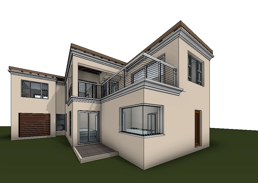 6 Bedroom Double Storey House Plans South Africa