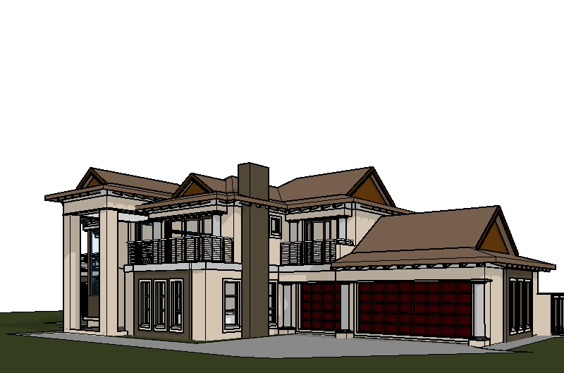 4 Bedroom House Design With Photos